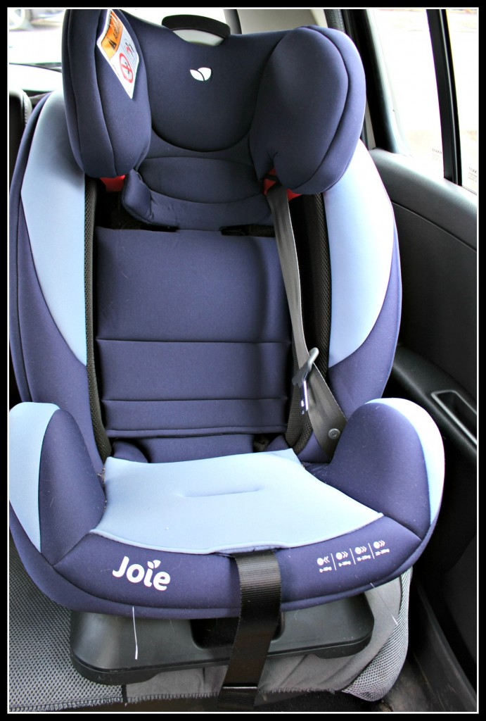 trying out the joie 39 every stage 39 car seat dad blog uk. Black Bedroom Furniture Sets. Home Design Ideas