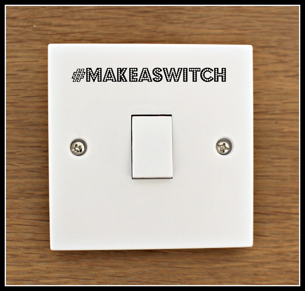 M&S Bank, #makeaswitch, energy use
