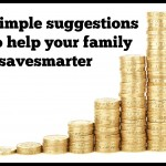 Simple ways to #savesmarter