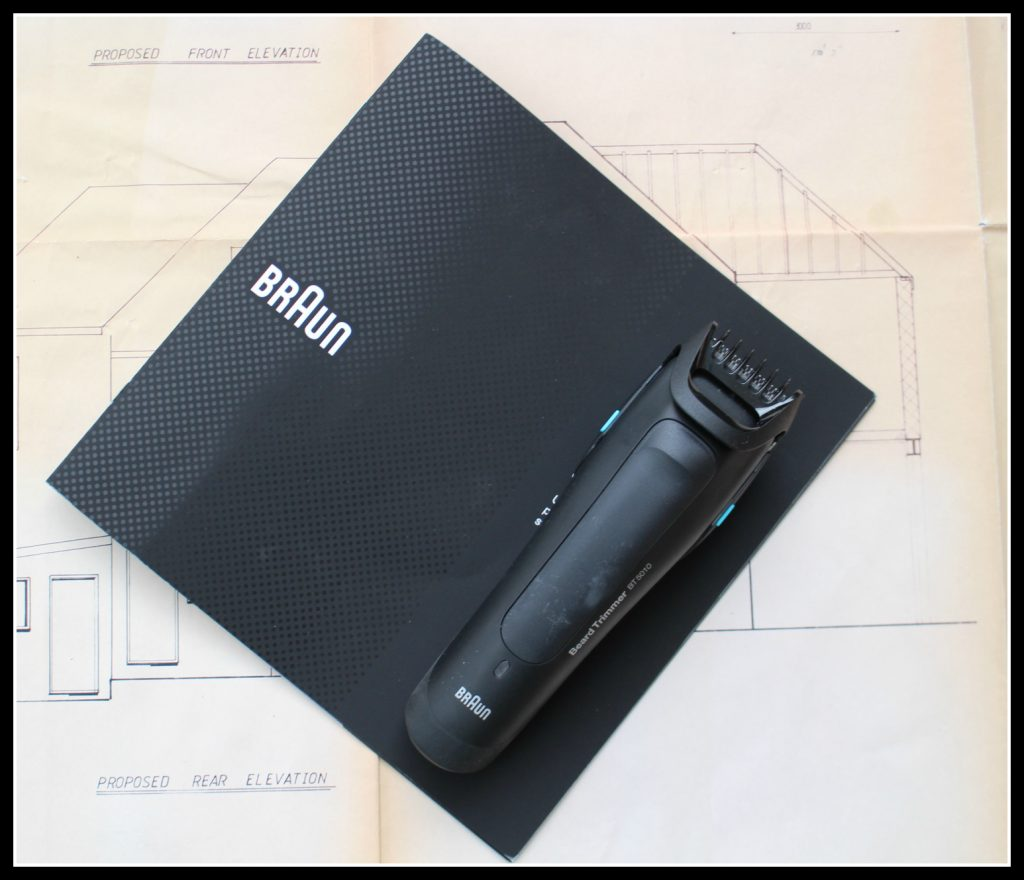 Braun, Braun BT5010, beard trimmer, men's style, male grooming