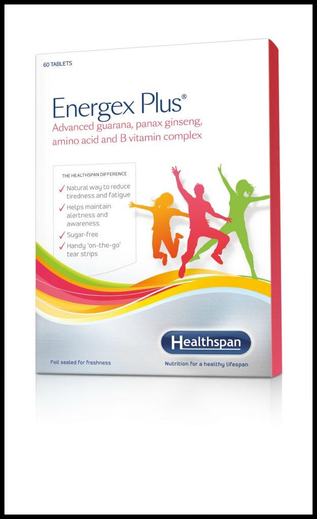Energex Plus, Healthspan
