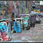 Exploring the lanes of Melbourne