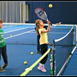 The fun way of introducing kids to tennis