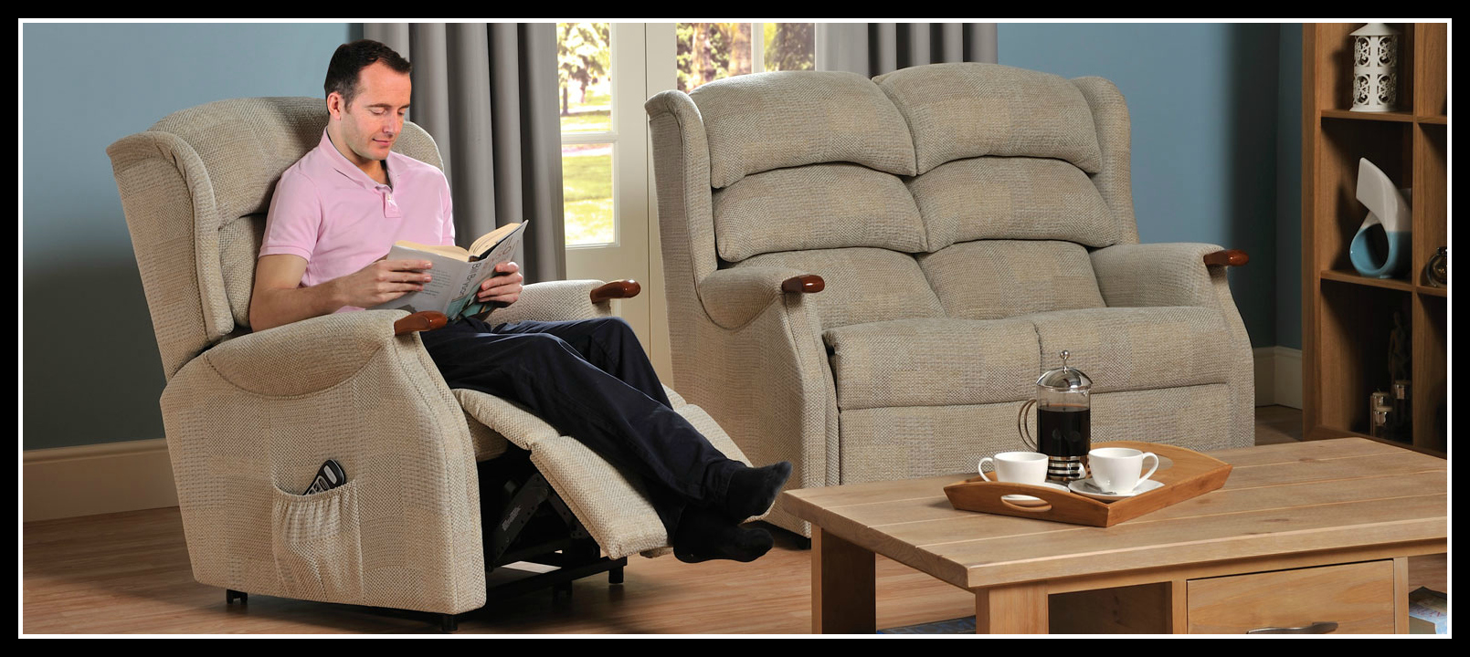 Choosing the right recliner for you