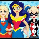 £100 VISA gift card giveaway with DC Superhero Girls