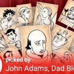 Shakespeare Day playlist on YouTube Kids; a great feast of learning