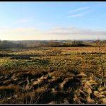 Admiring the Scottish landscape