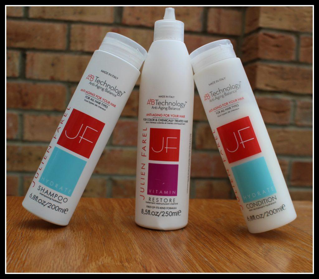 Julien Farel, shampoo, shampoo reviews, haircare, men's haircare, conditioner