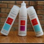 Julien Farel hair care products; testing them artistically