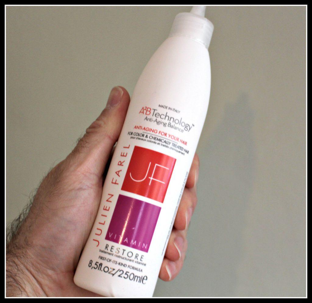 Julien Farel, Restore, haircare, shampoo, Restore