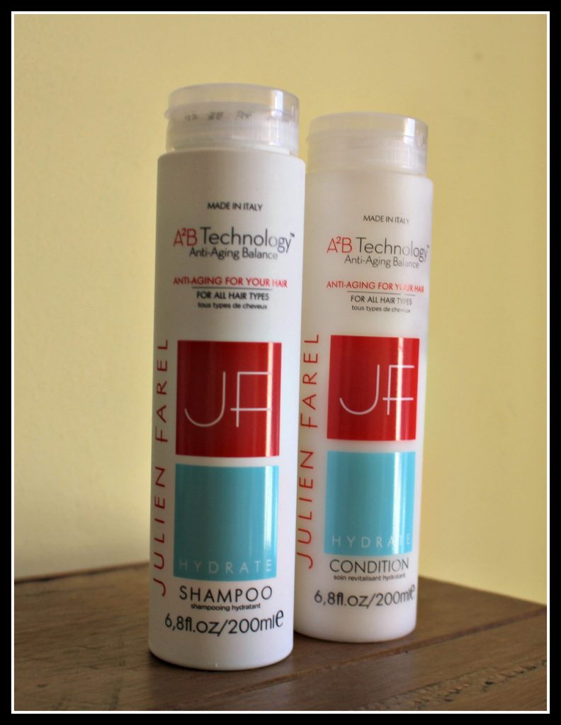 Julien Farel, Hydrate, shampoo, conditioner, haircare, men's haircare, style, fashion, male gooming