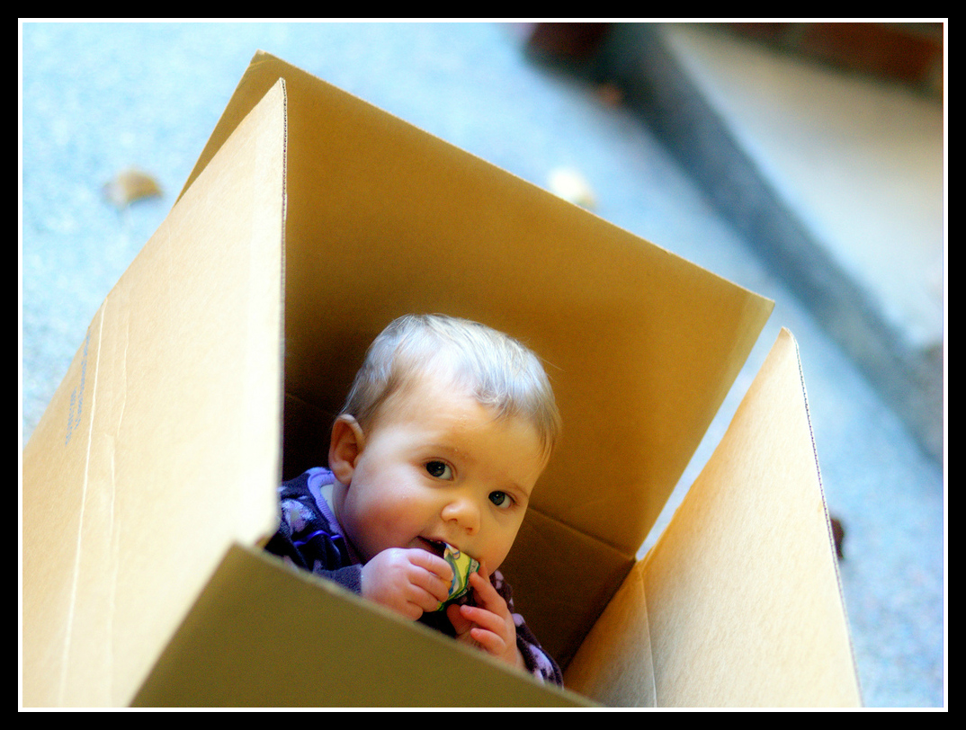 Five top tips for moving with toddlers