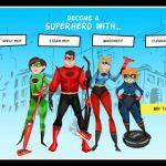 Your chance to become a Vileda grime fighting superhero