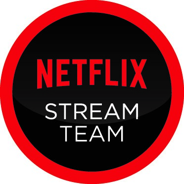 Netflix, Netflix #StreamTeam