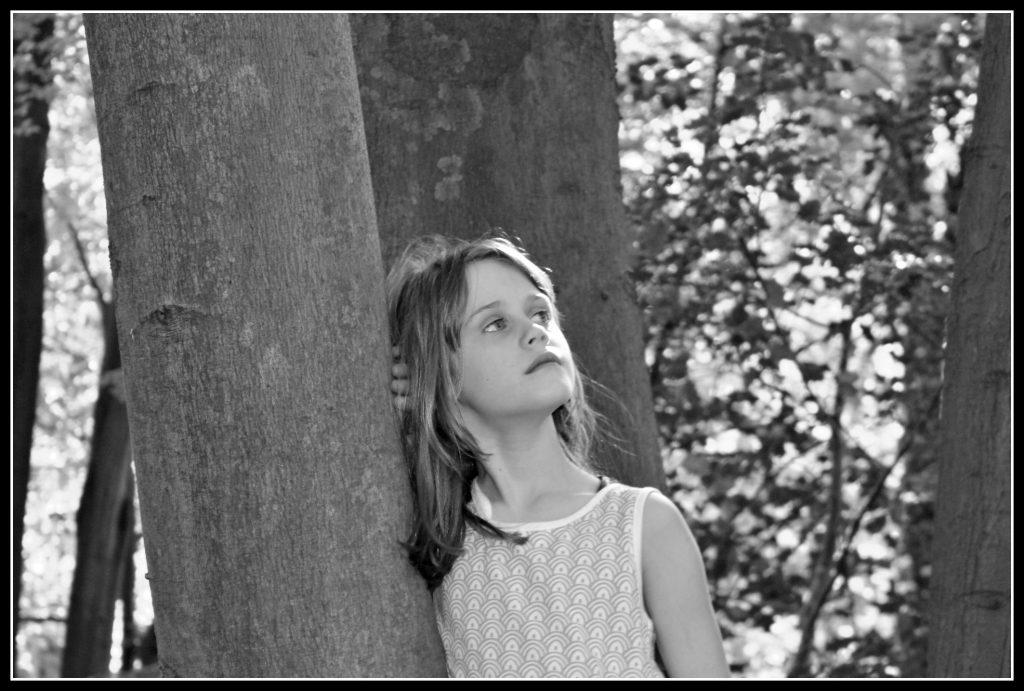 Climbing trees, portrait, #MySundayPhoto, family life, active children, children, family, families