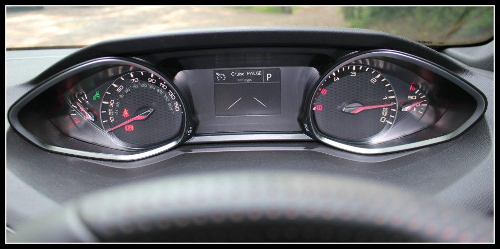 Peugeot 308 GT review, Peugeot 308 GT test drive, Peugeot, Brighton