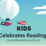 #ReadAlong with YouTube Kids