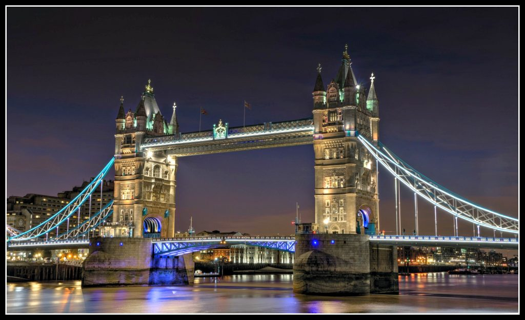 Tower Bridge, London, Family Trail app,