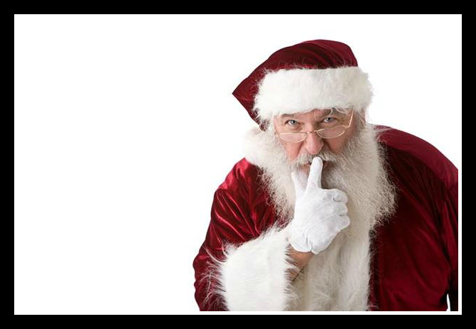 Father Christmas, Santa Claus, truth, how ot tell your child about Father Christmas