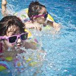 Swimming and a strange sense of déjà vu