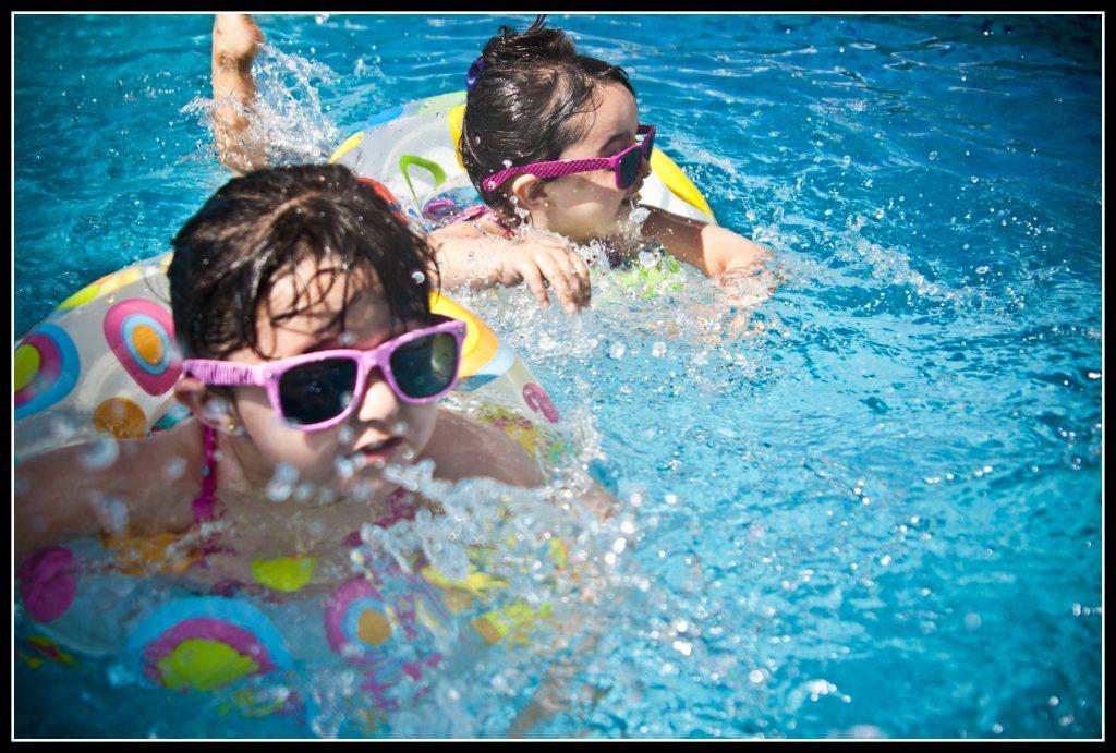 swimming, children, swimming pool, swimming lessons, swimming lessons, active children
