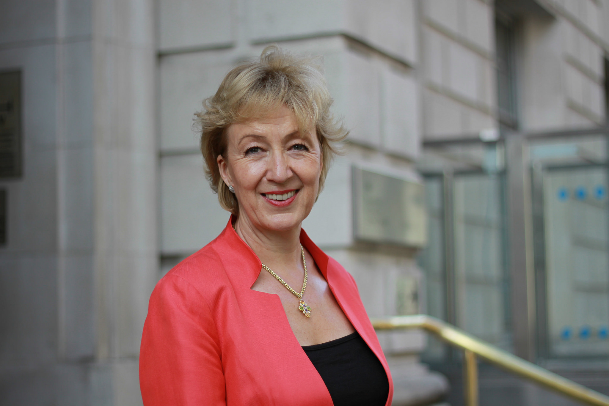Andrea Leadsom; what she said next