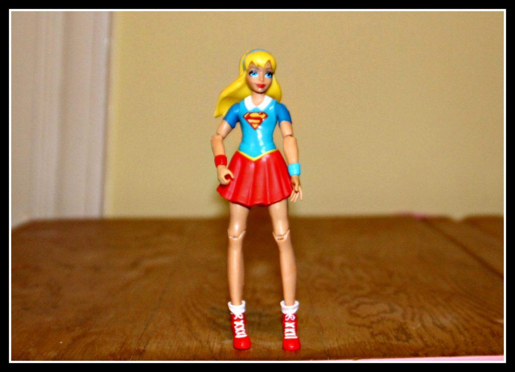 DC Superhero Girls, Supergirl