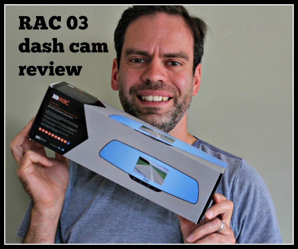 dash cam, proof cam, dashboard camera, RAC 03 dash cam, motoring, cars, automotive