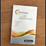 Keeping healthy with MultiVitality Gold