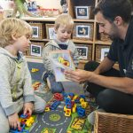 The importance of male role models in childcare