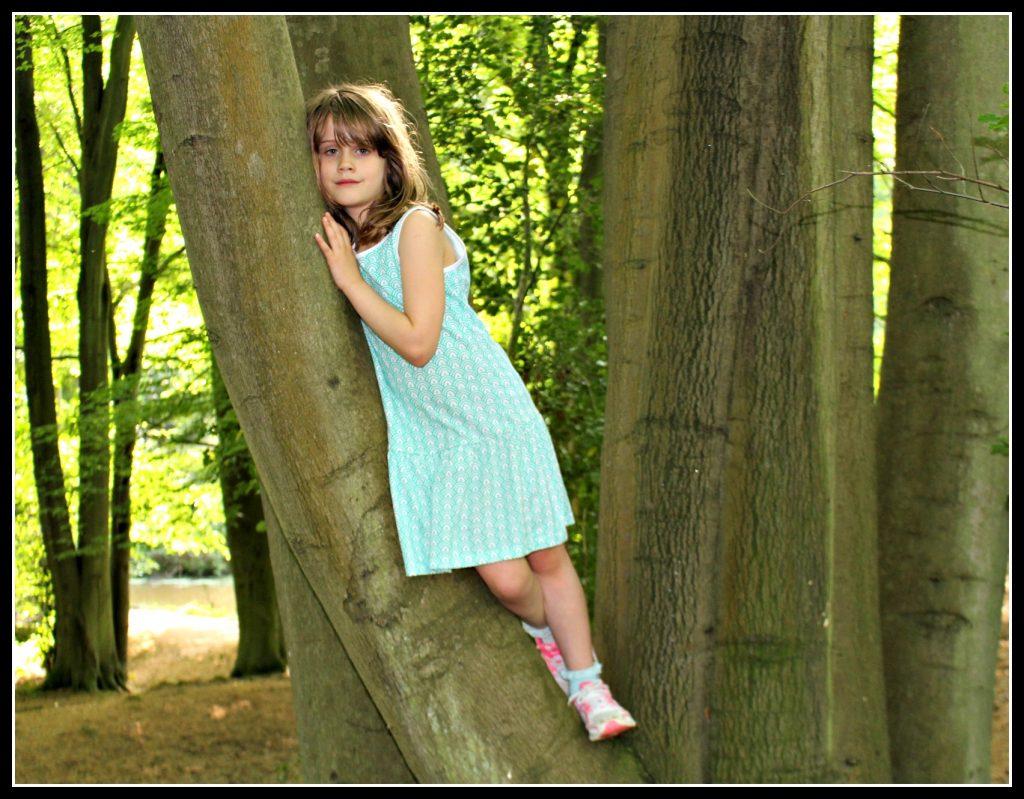 Let the children climb trees