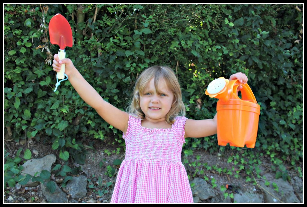 gardening with children, guide to gardening with children, Capital Gardens