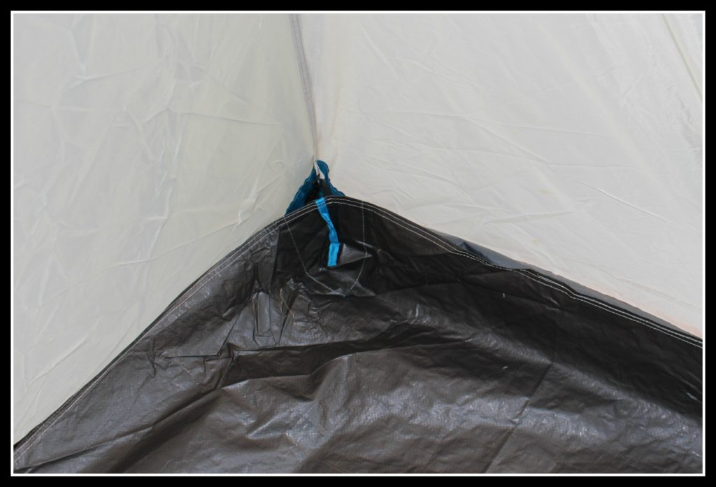 Camping, Quecha, Quescha Arpenaz 5.2 Family, five man tent, five family tent, family tent