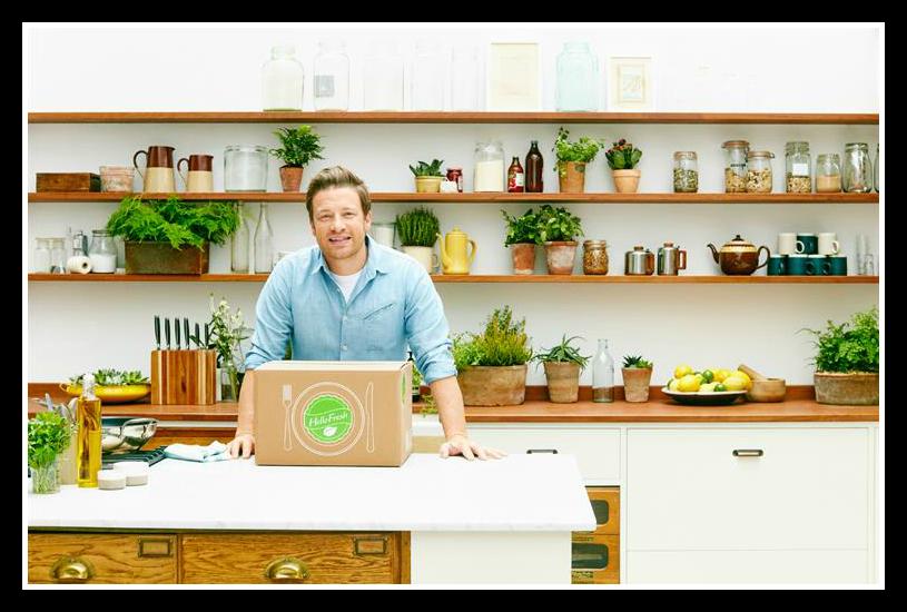 Jamie Oliver, HelloFresh