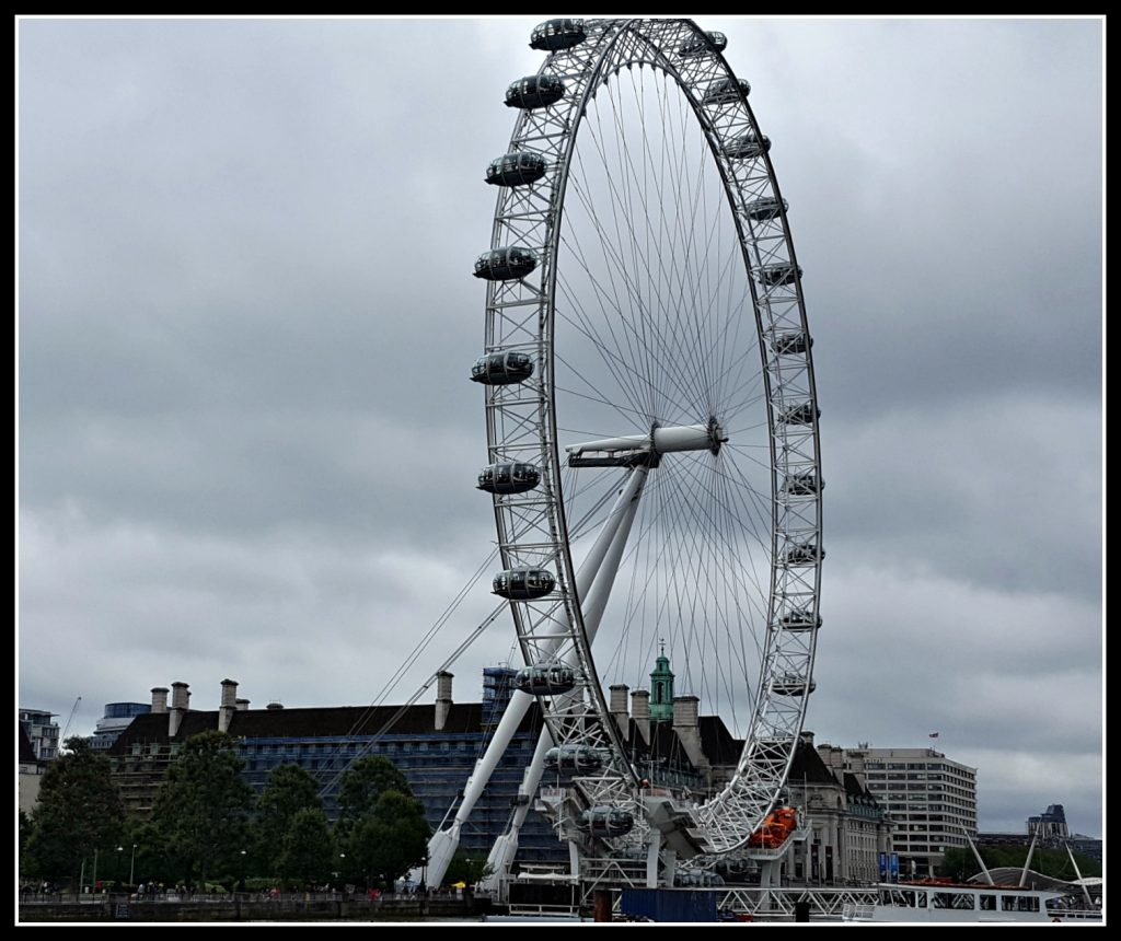 London Eye, the London Eye, City Cruises, River Thames