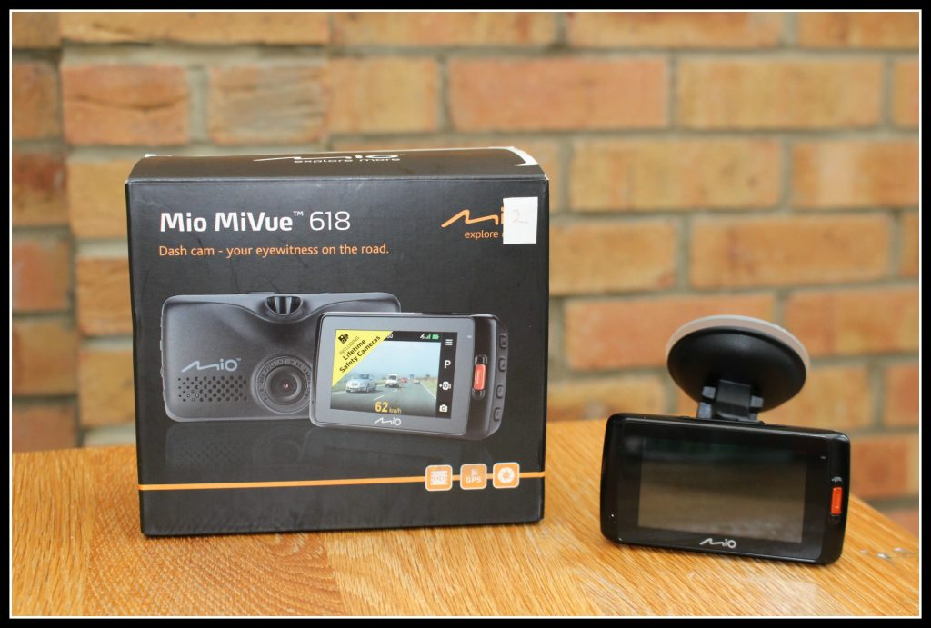 Mio MiVue, dash cam, dash cam review, John Dams blogger, JOhn Adams professional blogger, stay at home dad
