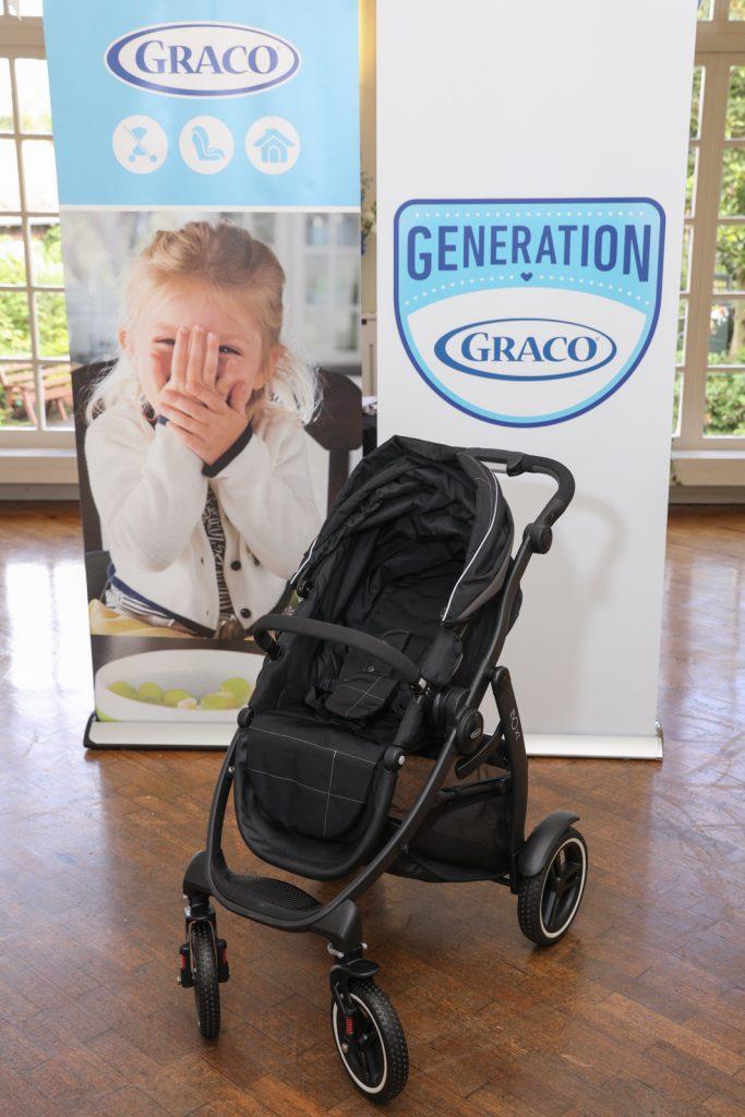 Graco, Graco Evo XT, stroller, buggy, pushchair