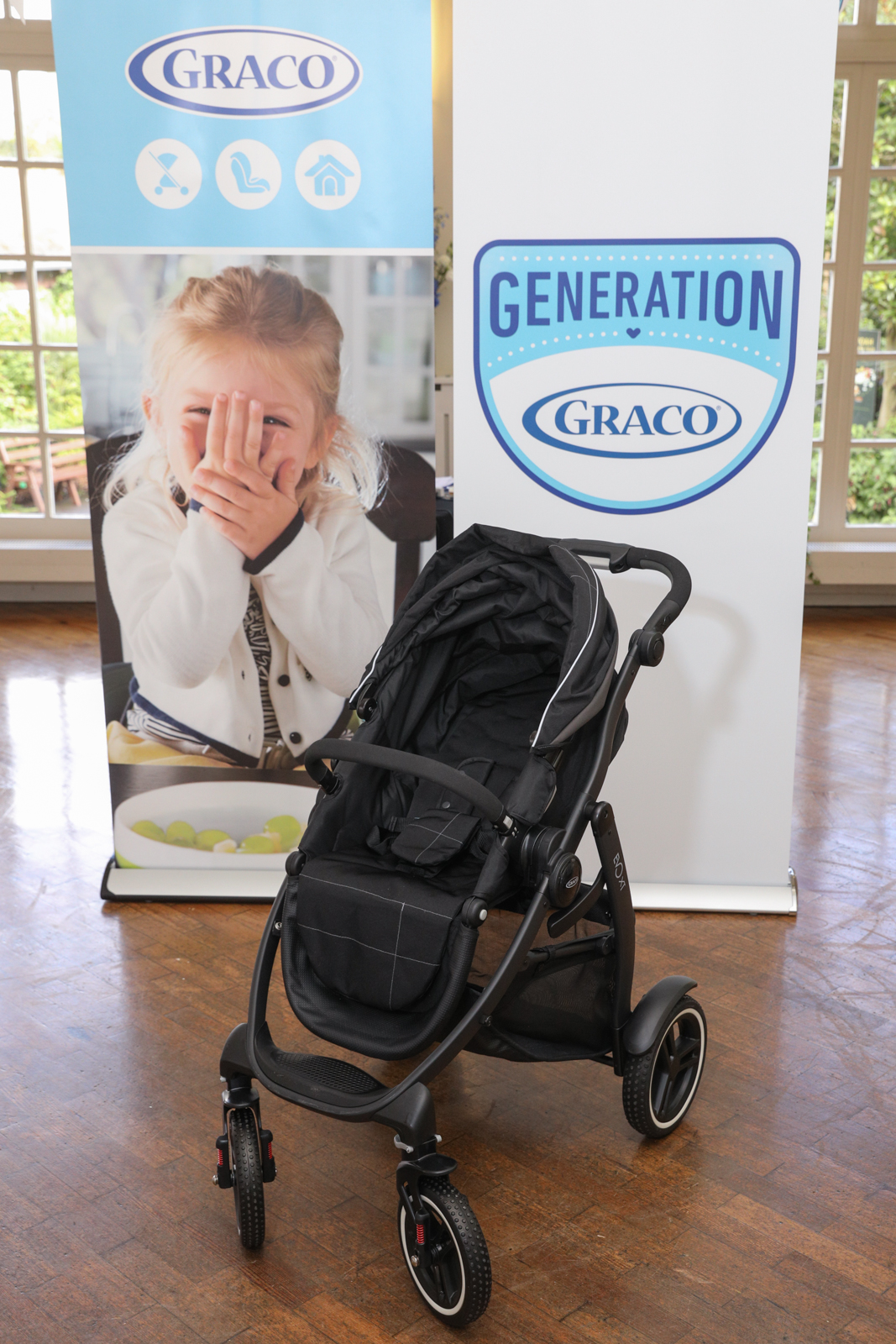 From birth to pre-school: exploring the Graco range