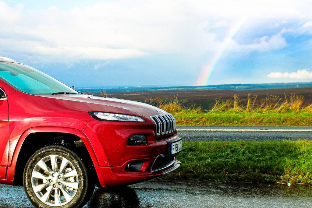 Jeep, Jeep Cherokee, #Jeep 75th, North Yorkshire, North York Moors, #Jeep75th