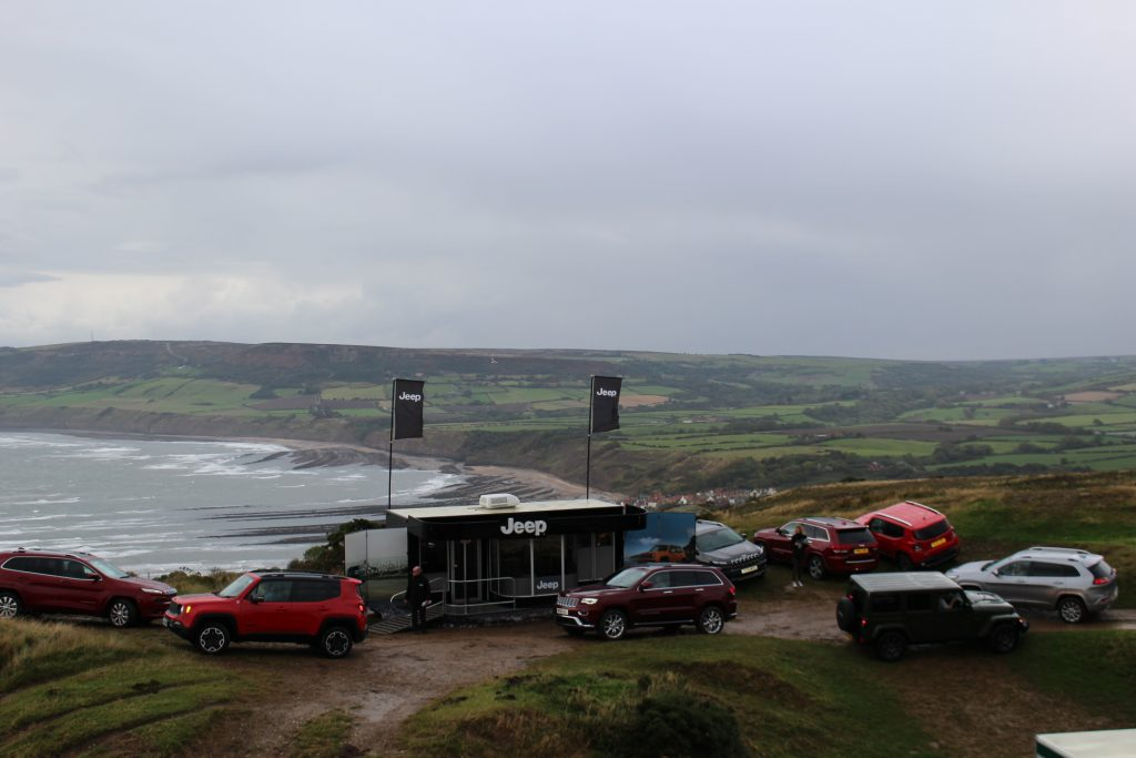 Jeep, #jeep75th, Robin Hood's Bay