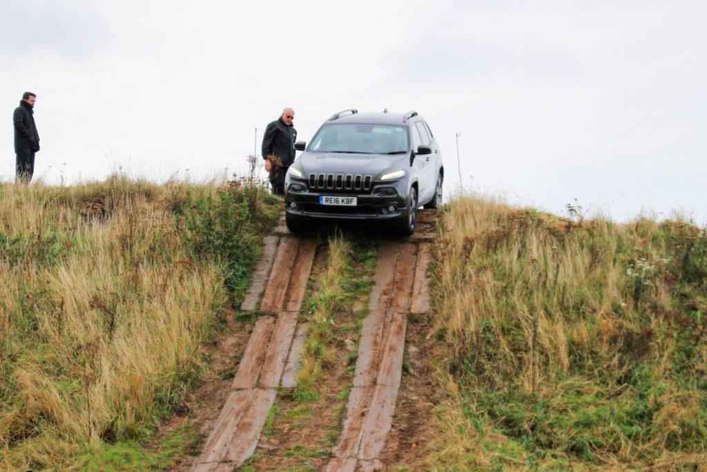Jeep Cherokee, Cherokee, off-roading, Robin Hood's Bay, off roading, North York Moors
