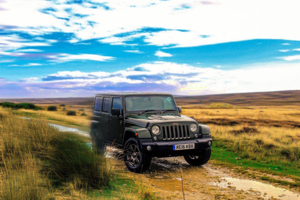 Jeep, #jeep75th, Jeep Wrangler, Wrangler, off roading, cars, North York Moors, North Yorkshire Moors