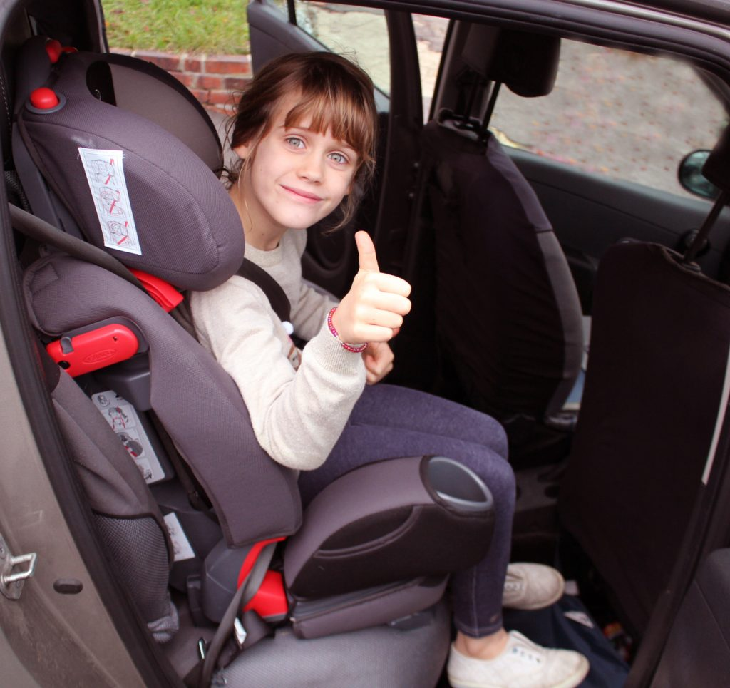 Nautlis Elite, car seat, car seat review, car seat reviews, Graco, #generationgraco