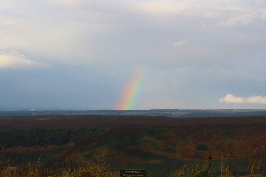 North Yorkshire, North Yorkshire Moors, Hole of Horcum, #MySundayPhoto