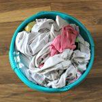 The joy of….laundry