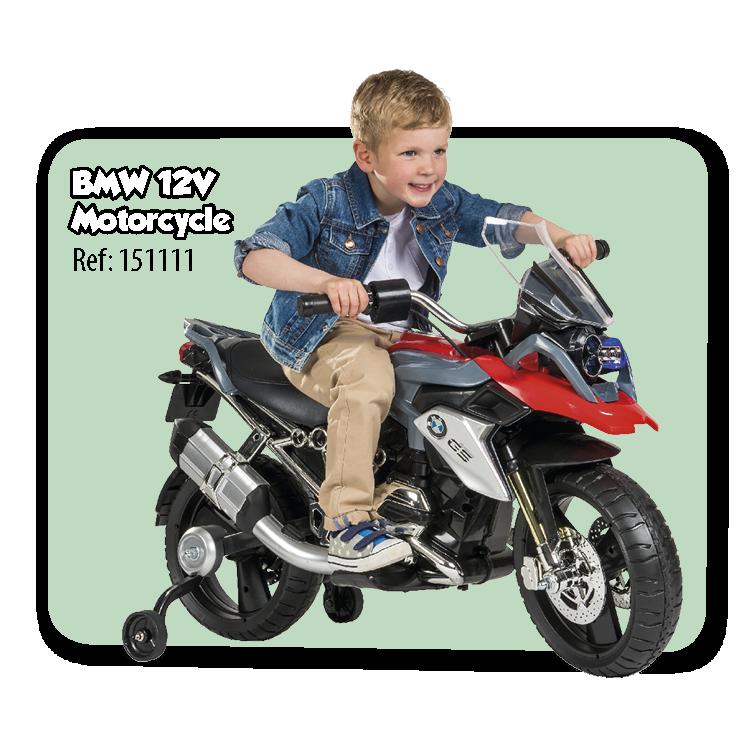 BMW motorbike, Smyths Toys
