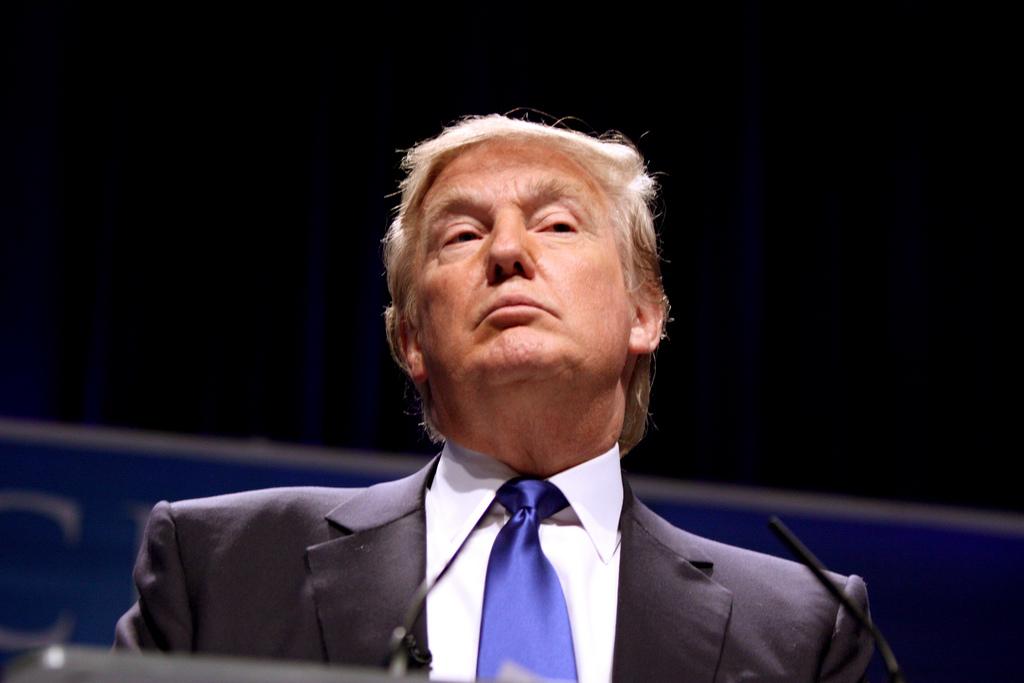 Donald Trump, masculinity,