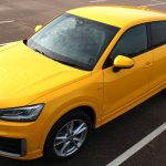 Audi Q2: At a school gate near you soon