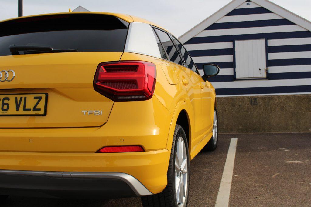 Audi, Audi Q2, Audi Q2 test drive, Audi Q2 review, Southwold, Suffolk