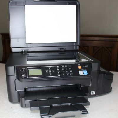 The Epson ET-3600: A family-friendly computer printer